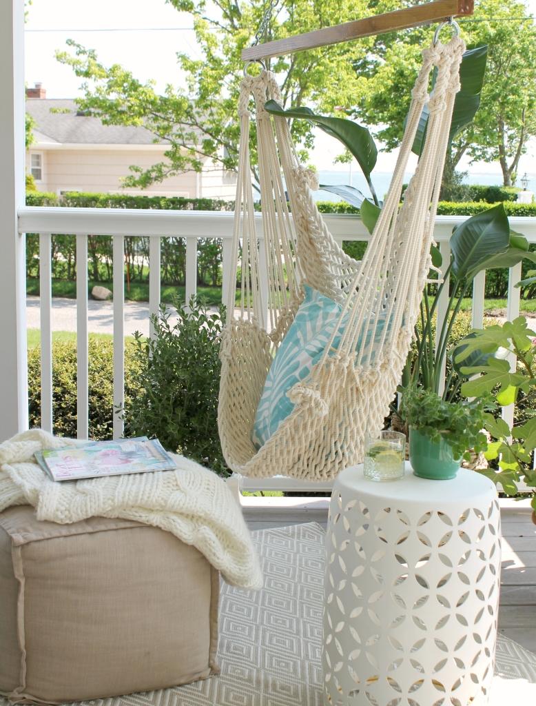 Summer Porch & View