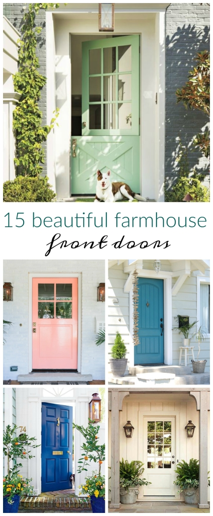 : farmhouse door - pezcame.com