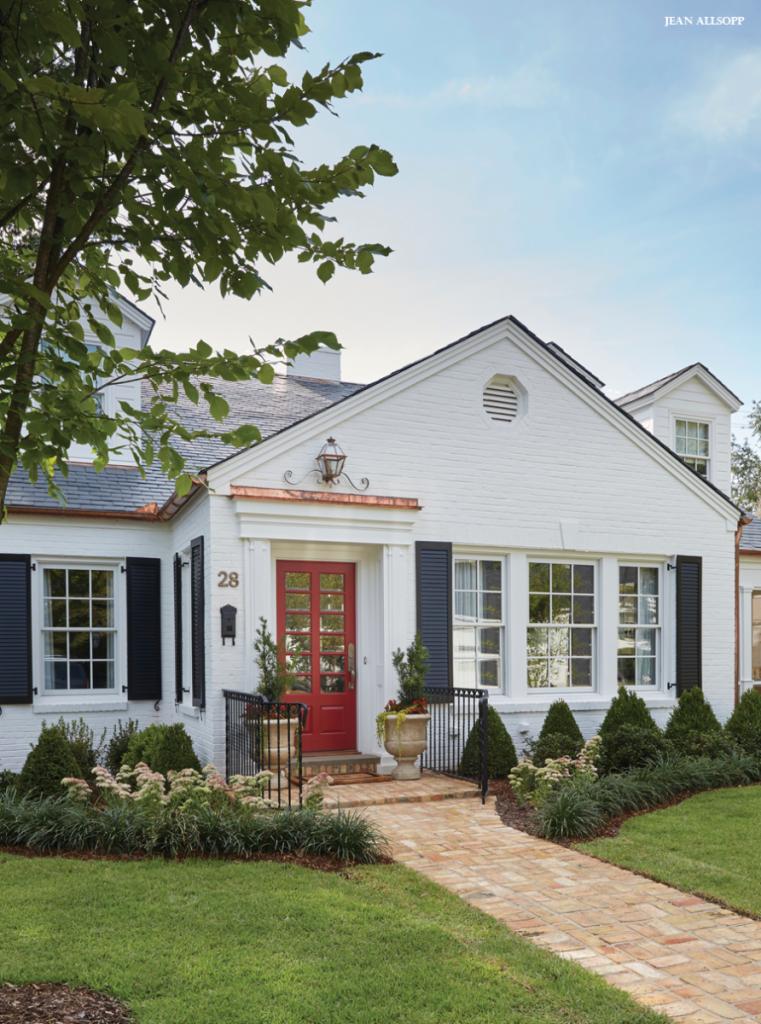 15 Beautiful Farmhouse Front Doors City