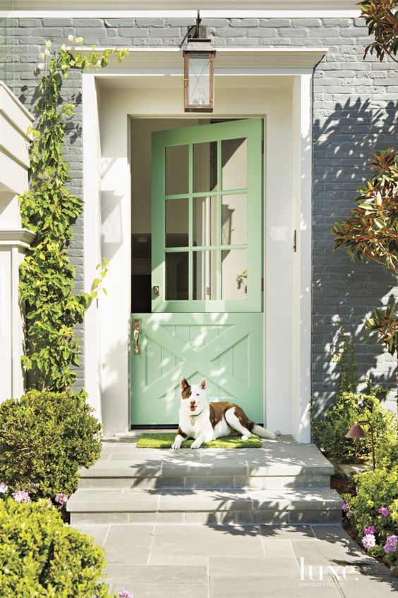 Charmant 15 Beautiful Farmhouse Front Doors