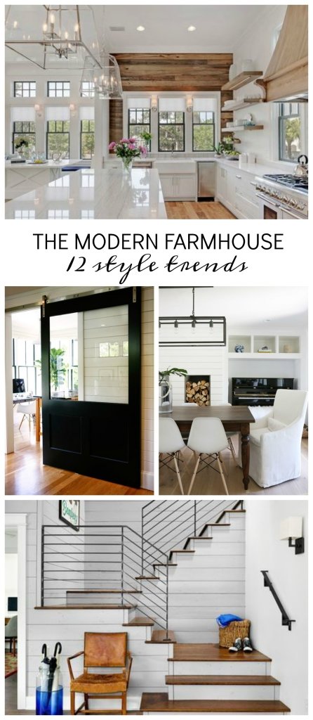 27 Modern Farmhouse Exterior Design Ideas For Stylish But Simple Look: 15 Beautiful Farmhouse Front Doors