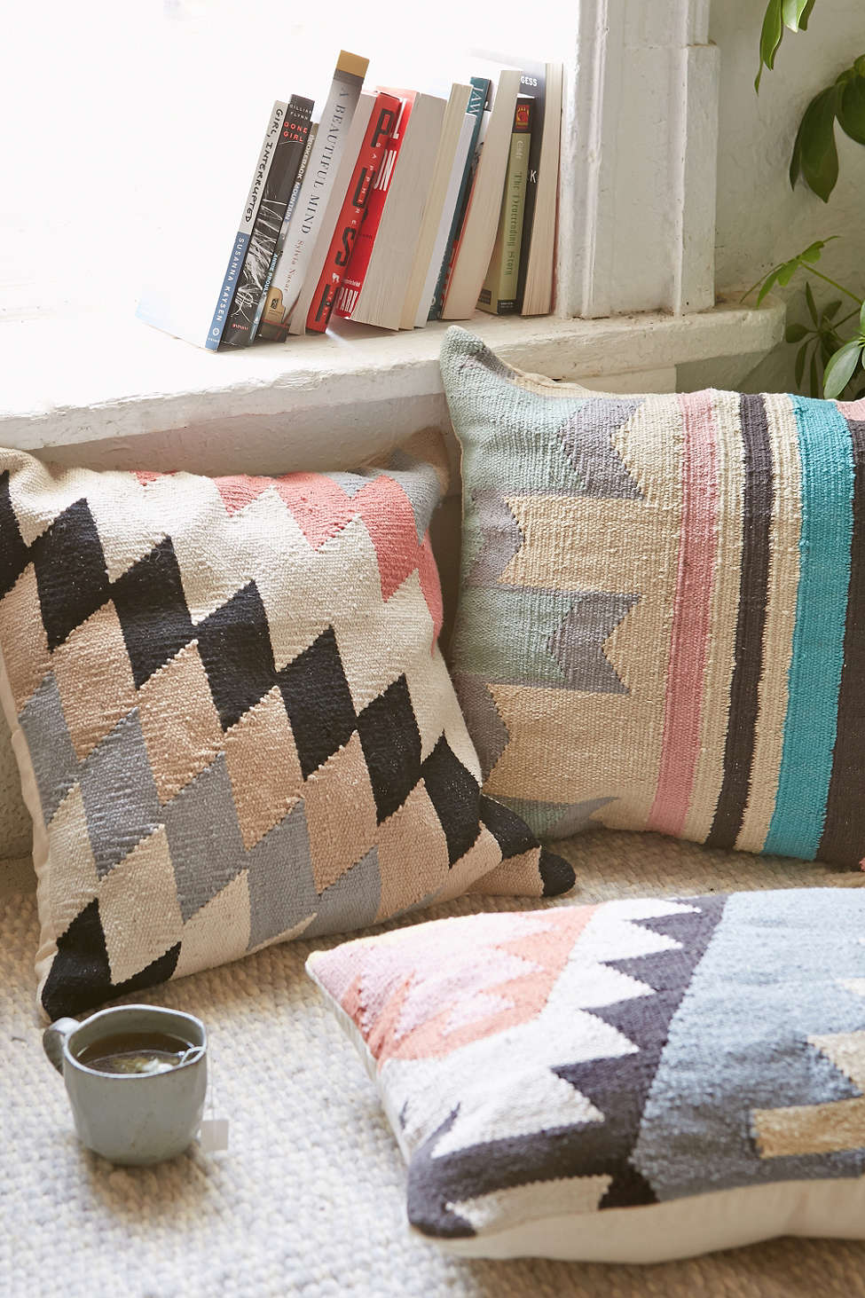 moroccan turkish il cushions pillow bohemian fullxfull kilim pillows product cover