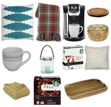 Fall Capsule-Cozy Home Décor Essentials
