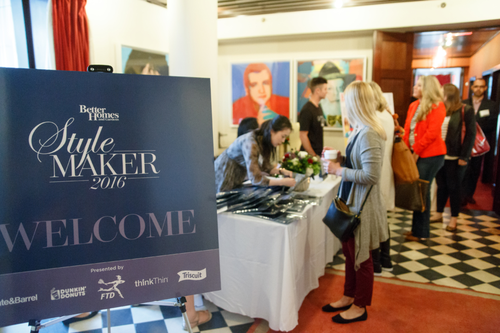 BHG Sylemaker Event 2016 in NYC at the Gramercy Park Hotel. Photos Courtesy David Keith.