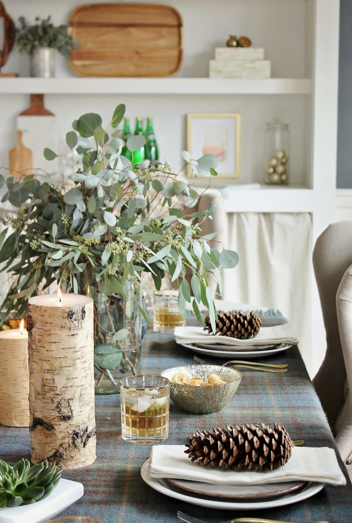 8 brilliant ideas for a rustic tablescape being kind for City chic bedding home goods