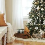 Cozy + Sentimental Christmas Tree