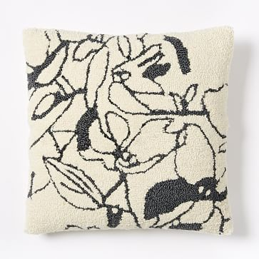 looped-floral-pillow