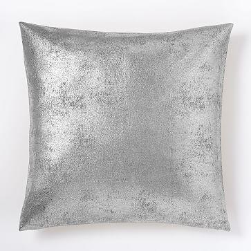 metallic-foil-pillow
