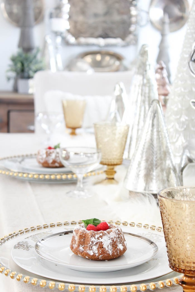Best Holiday Recipes - Mini Bundt Cakes - Rooms FOR Rent