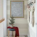 Christmas Neutrals + A Walk Down Holiday House Tour Lane