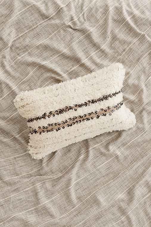 sequin-shag-bolster-pillow