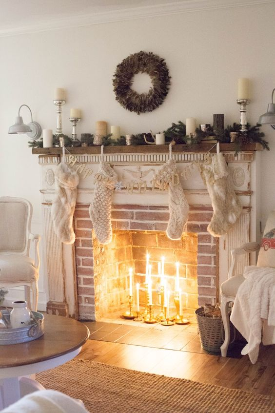 lauren-mcbride-beautiful-holiday-mantle