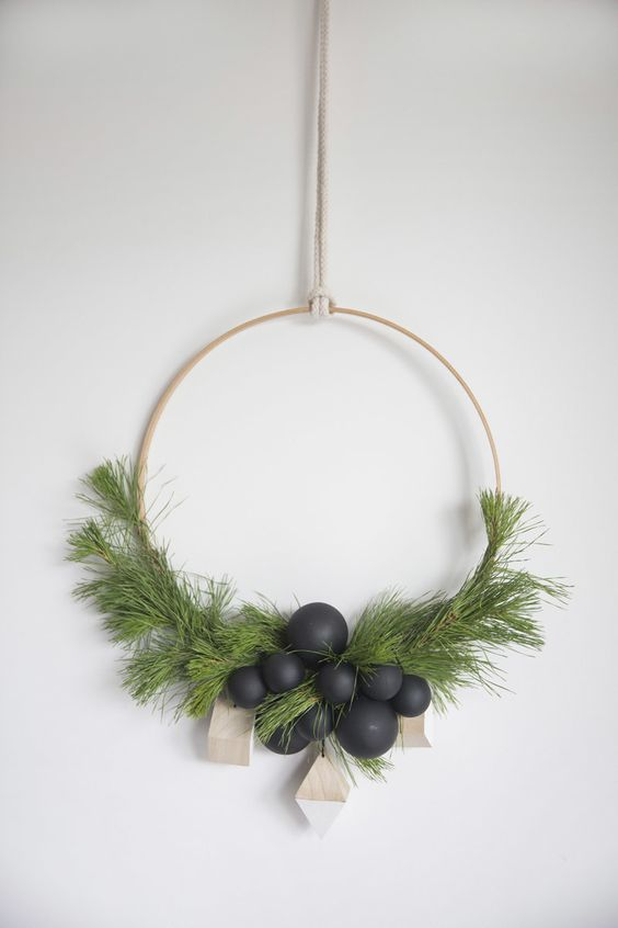 made-from-scratch-modern-holiday-wreath