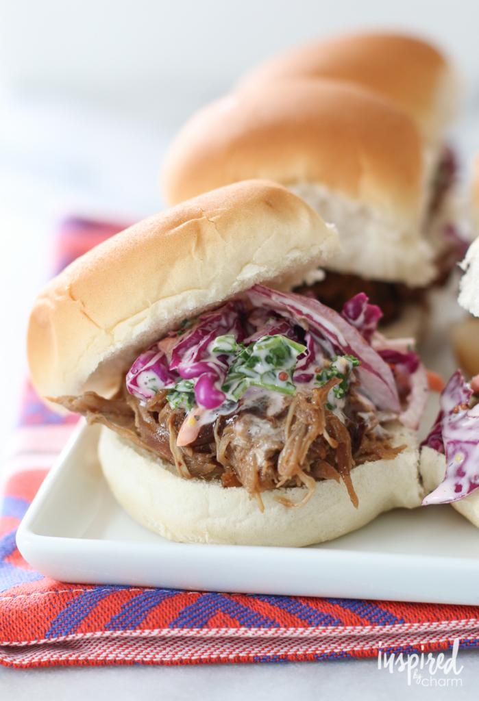 pulled-pork-barbecue-slider