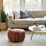 Linen + Leather: Den Reveal (Part 1)