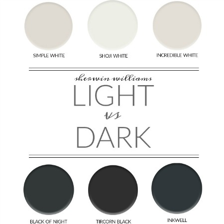 Paint Dilemma: Light vs Dark