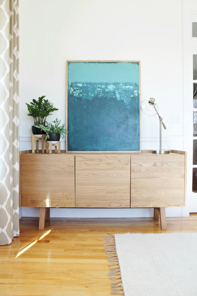 City Farmhouse New Sideboard from Article. Paint Pure White