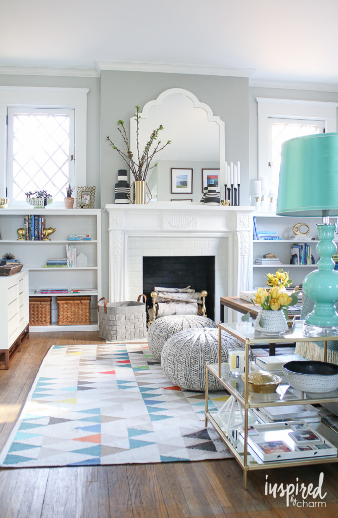 Sherwin williams living room colors for Living room paint inspiration