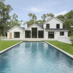 Hamptons Open House: New Construction Close To Beach In East Hampton