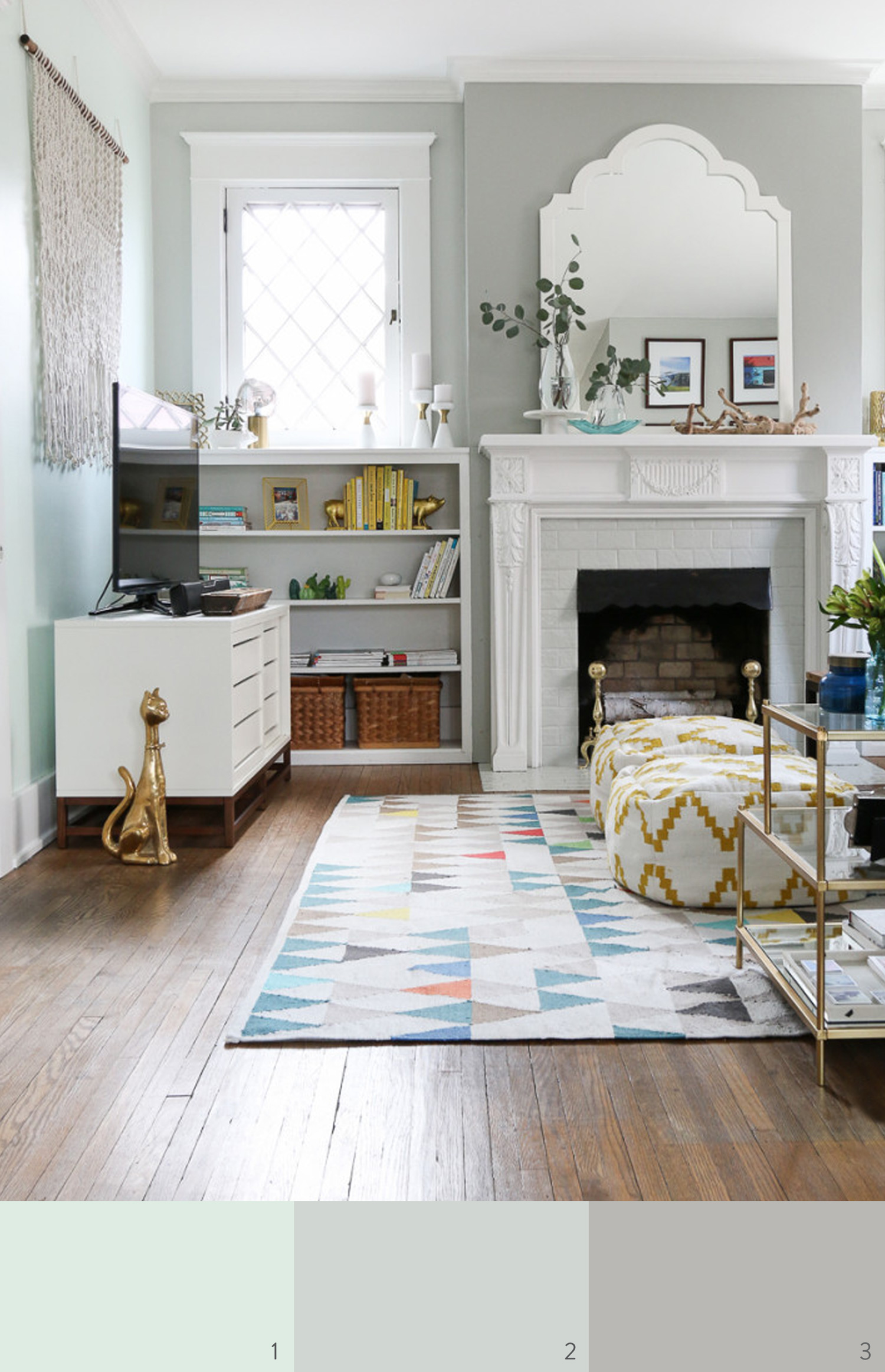 Inspired By Charm Sherwin Williams Aloof Gray City