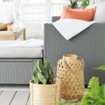 Spring Front Porch + Joss and Main Outdoor Living Giveaway