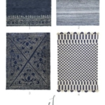 Favorite Indigo Area Rugs