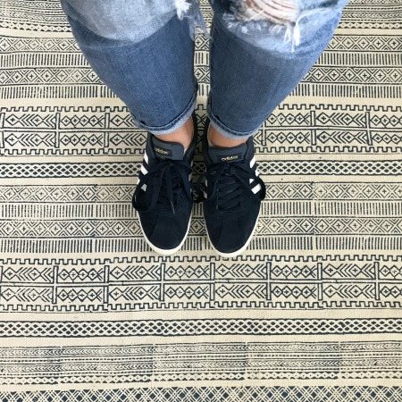 New Sneakers + How Struggle Has Made Me More Appreciative
