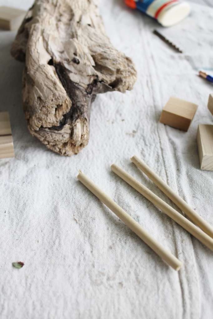 Made With Love Minwax Campaign-DIY Driftwood Sculptures: A Great Way To Hold Onto Your Summer Memories