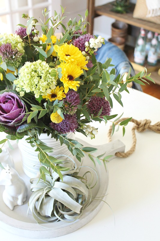 Simple Tips For Making A Casual Magazine Worthy Fall Tablescape