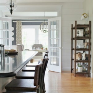 Appreciating the Home You Have + Kitchen Plans