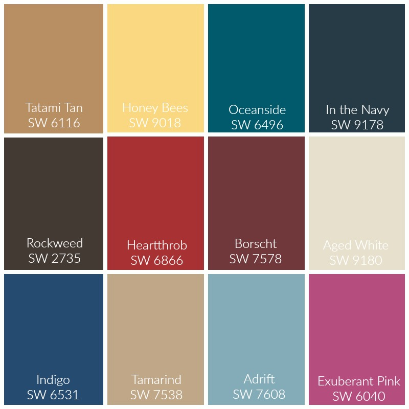 Sherwin Williams White Paint Colors