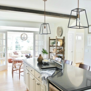 Favorite Lighting for a Modern Farmhouse Look
