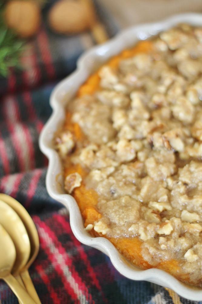 Classic Thanksgiving Favorite: Sweet Potato Pie