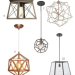 A Pinch Me Opportunity + Favorite Cage Pendant Lighting