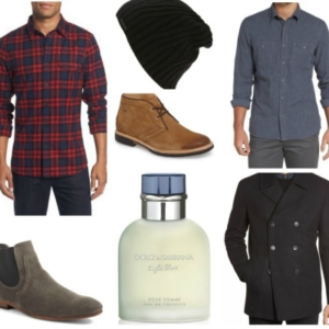 Gift Guide For Him-Sporty + Classic