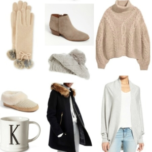 Gift Guide For Her- Cozy + Classic