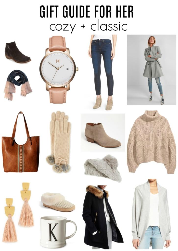 Dekorationly.com Cadeaugids voor haar - Cosy + Classic classic cadeaugids
