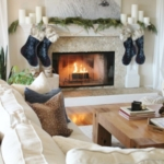 A Warm + Cozy Must Have For Your Holiday Home