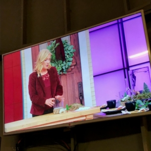 My Rachael Ray Holiday Segment + How It Came To Be