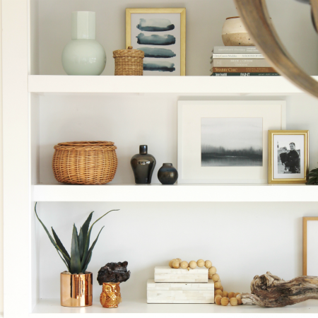 Bookcase Styling 101:Simple Tips That Will Make You A Pro