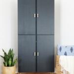 Ivar IKEA Hack-Library Cabinet