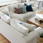 Design Happenings: New Sectional, IKEA Hack + Easy Gallery Wall