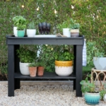 Outdoor Herb Bar: Give Your Summer Recipes A Little Something Extra