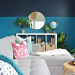 Our New Modern Sofa Bed Reveal+ Updates In The Playroom