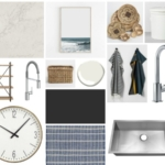 Earthy Coastal White Kitchen Resource Guide