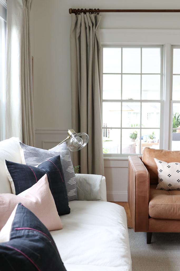 Preppy modern pillows-City Farmhouse & co