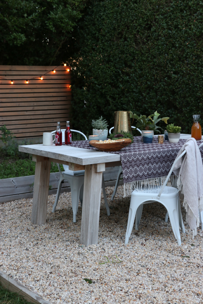 Outdoor Fall Table-City Farmhouse