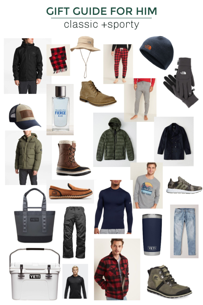 Last Minute Classic Sporty Gift Ideas For Him