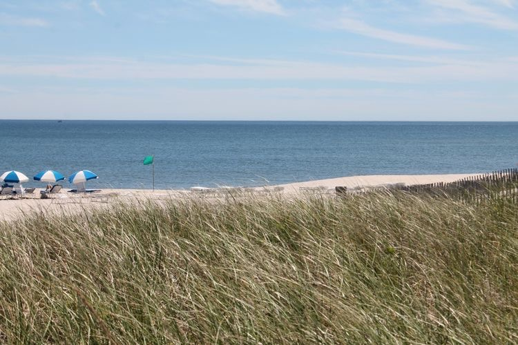 Hamptons Beach Cabana Reveal + Source Guide