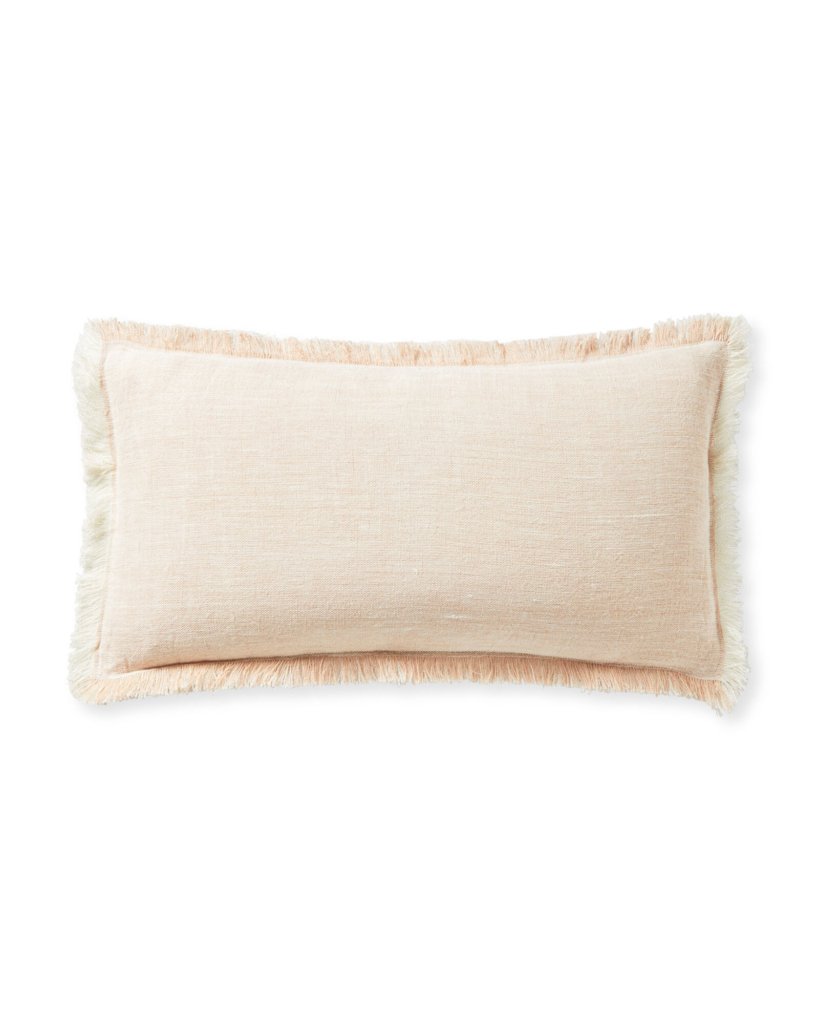 Serena & Lily Avalis Pillow Cover + Insert
